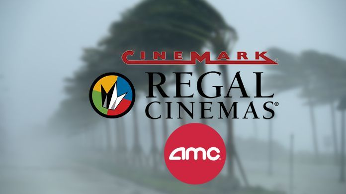Hurricane Dorian Florida Regal AMC Cinemark Theaters Closing