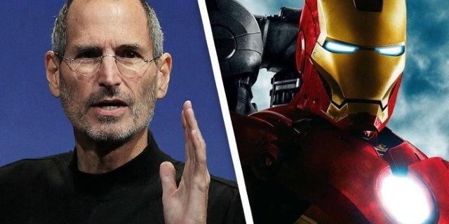 Disney CEO Bob Iger Reveals Former Apple CEO Steve Jobs' Harsh Iron Man 2 Critique