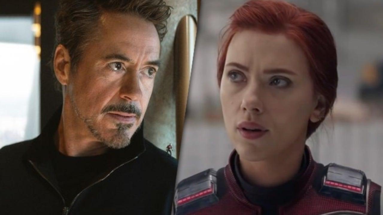 Robert Downey Jr Reportedly In Black Widow