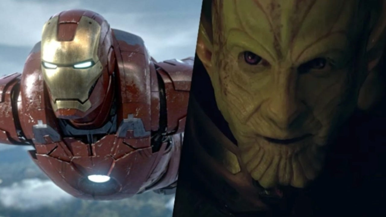 Will Iron Man Be a Skrull in Black Widow?