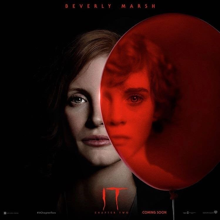 it chapter two beverly marsh poster 2019
