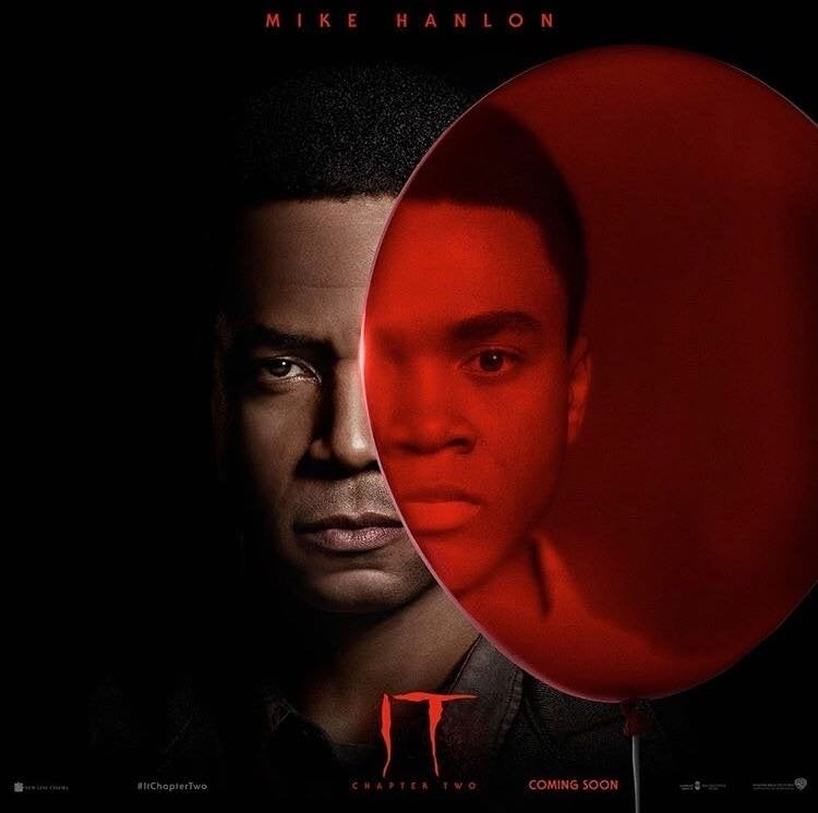 it chapter two mike hanlon poster 2019