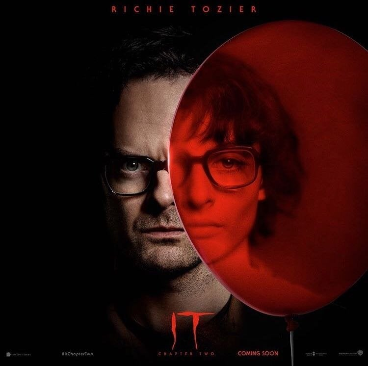 it chapter two richie tozier poster 2019