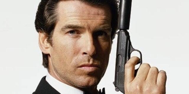 Former James Bond Actor Pierce Brosnan Wants a Female 007