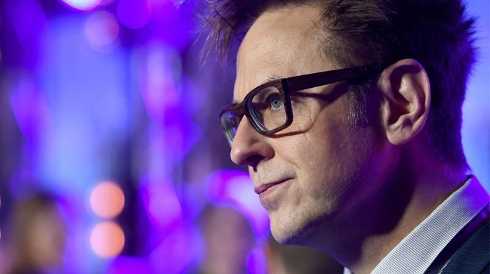 james gunn guardians 2 launch