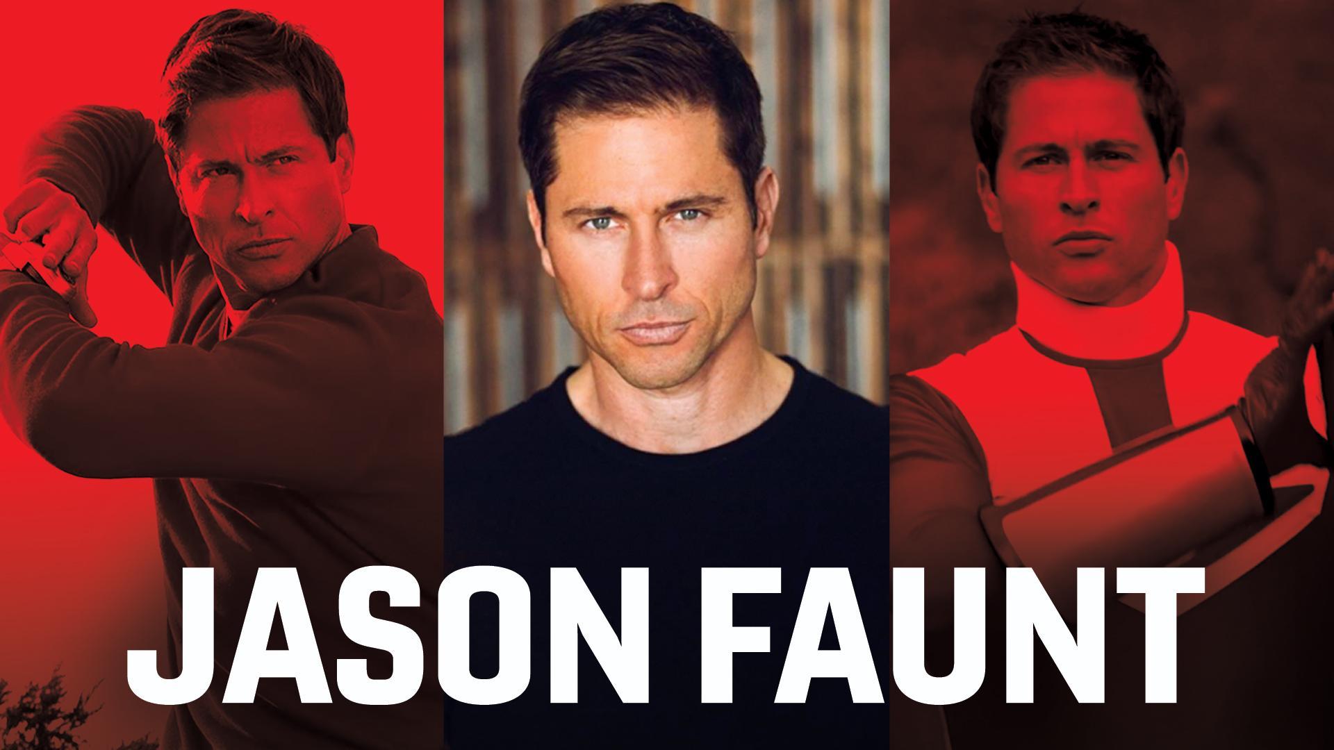 Jason Faunt Talks Power Rangers - Exclusive Interview screen capture