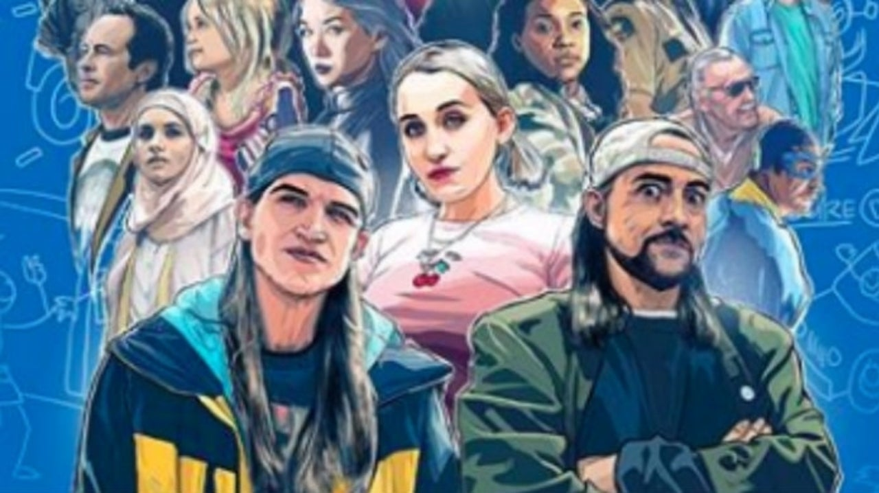 The Fourth and Final Jay & Silent Bob Reboot Poster Features Nearly Every Cameo