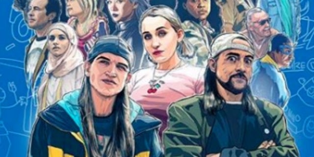 Kevin Smith Updates Fans on Delayed Signed Copies of Jay & Silent Bob Reboot