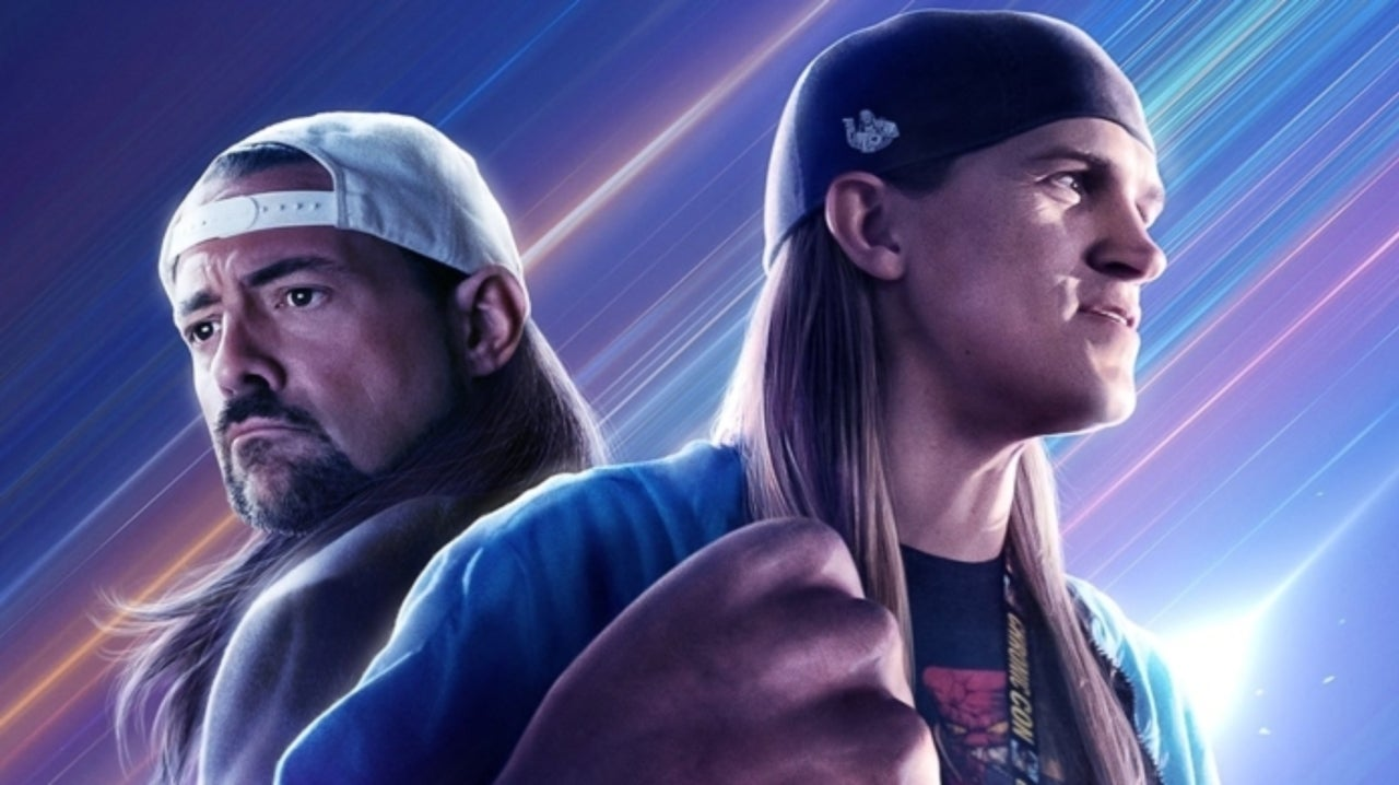 Kevin Smith Pays Homage to Avengers: Endgame With New Jay & Silent Bob Reboot Poster