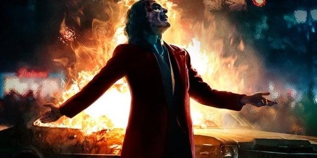 Joker Gets an Epic IMAX Poster