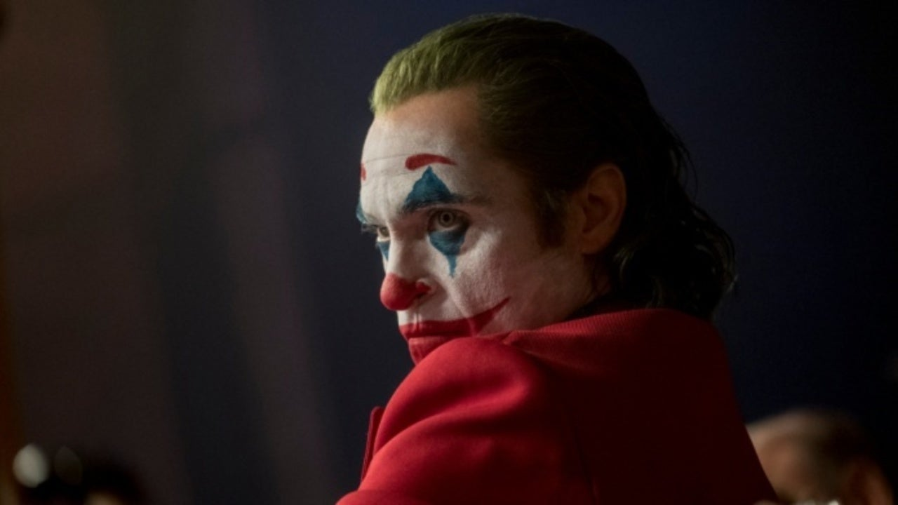 Joaquin Phoenix in a bone-chilling pic of Joker