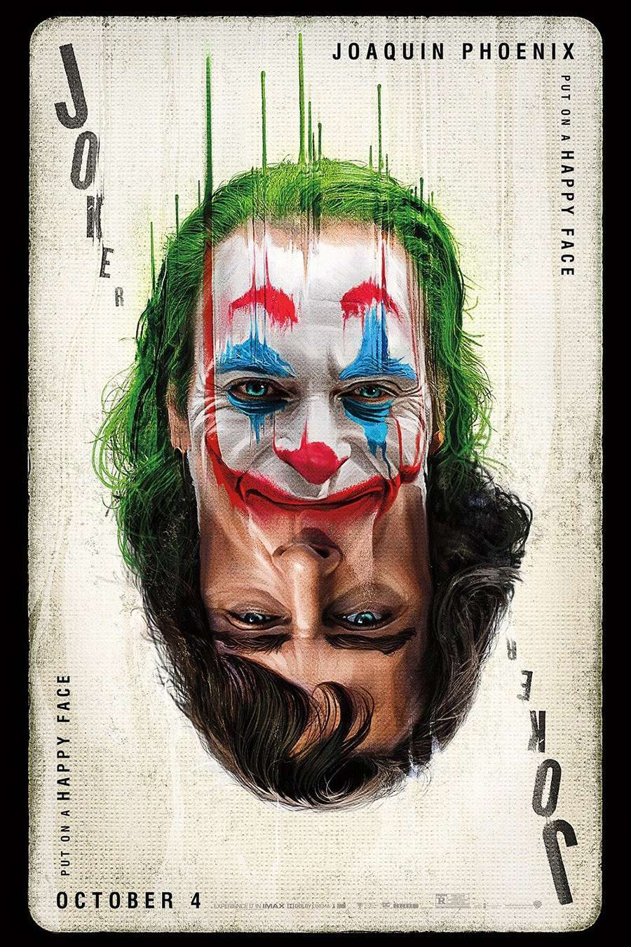 New Joker Posters Ask You to Put on a Happy Face
