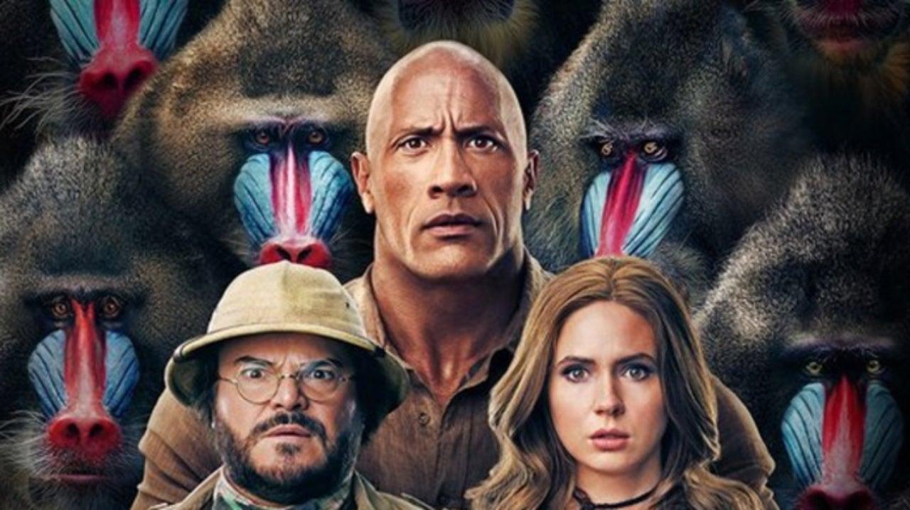 The Rock Reveals First Jumanji: The Next Level Poster