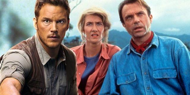 Jurassic World Star Chris Pratt Reacts to Jeff Goldblum, Laura Dern and Sam Neill Returning