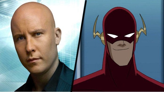 Jusitce League Flash Michael Rosenbaum