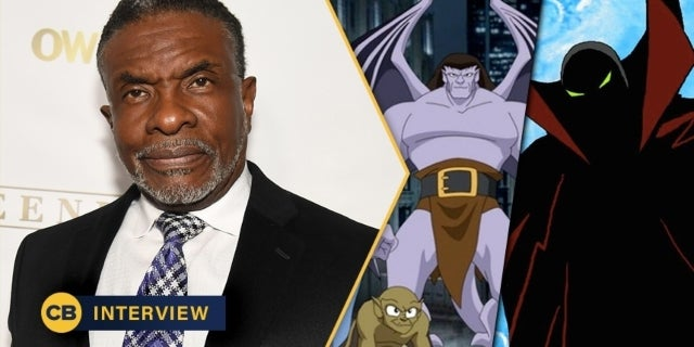 Keith David on a Potential Gargoyles Reboot, Returning as Spawn, and More