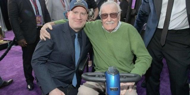 Marvel's Kevin Feige Tells Heartwarming Stan Lee Story at Saturn Awards