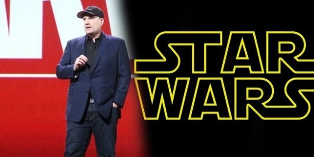 Marvel Fans React to Kevin Feige Producing a Star Wars Movie