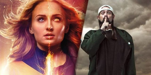 Kevin Smith Found X-Men: Dark Phoenix To Be Totally Watchable