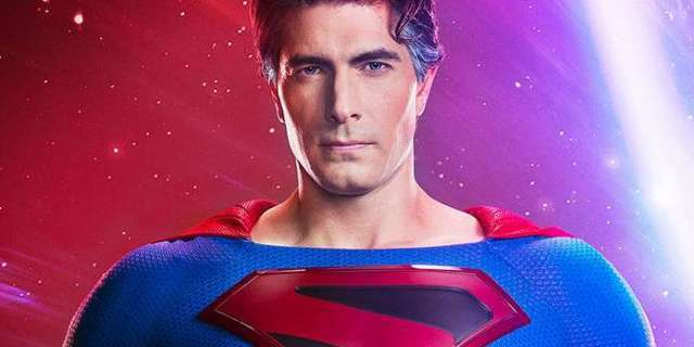 Brandon Routh Is Back in Superman Shape for Crisis on Infinite Earths Crossover