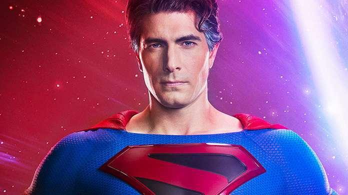 kingdom come superman brandon routh crisis