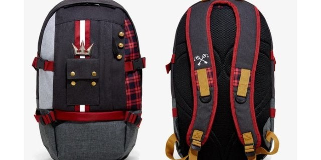 Get This Disney Kingdom Hearts 3 Sora Backpack for $13 Today Only
