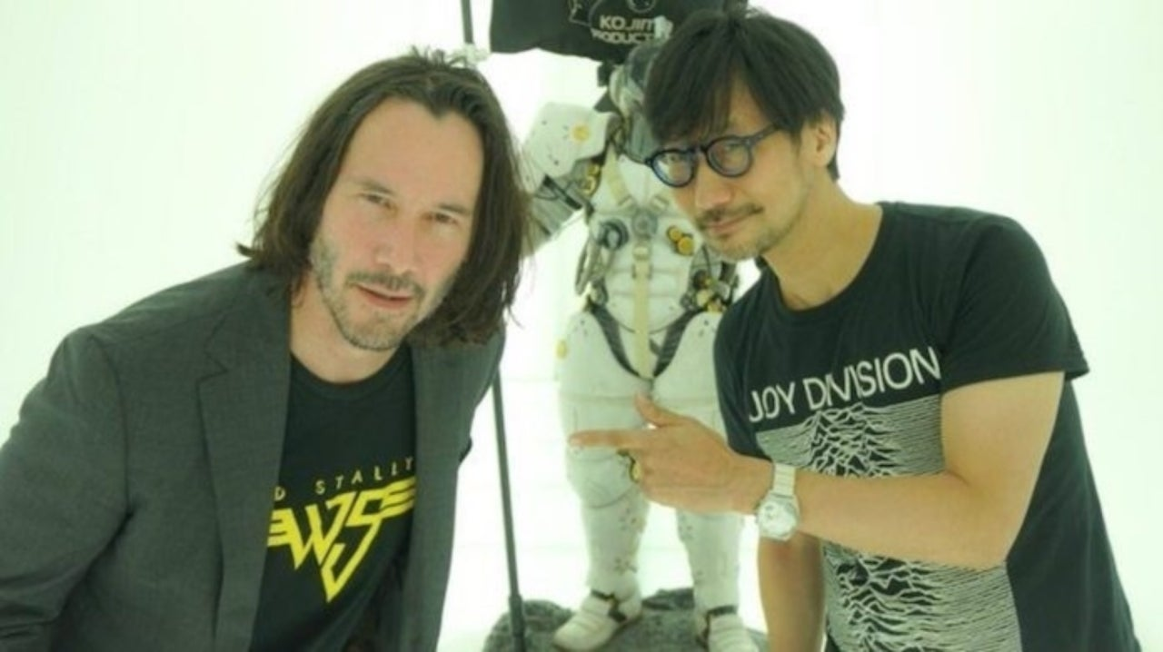 Keanu Reeves Was Almost In Death Stranding Over Mads Mikkelsen