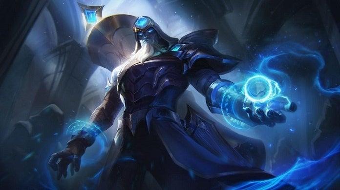 League of Legends Championship Ryze
