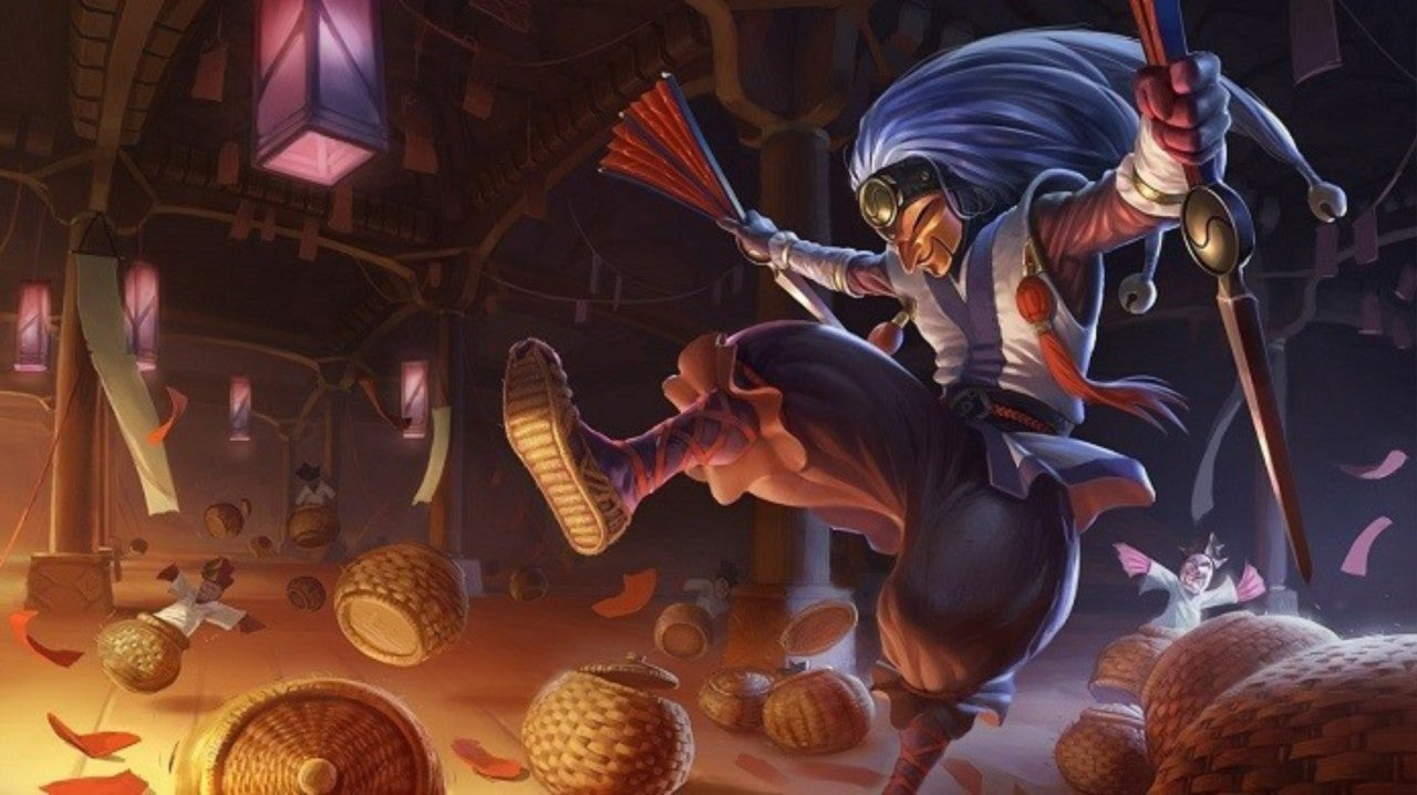 League of Legends Is Testing a Lot of Shaco Changes