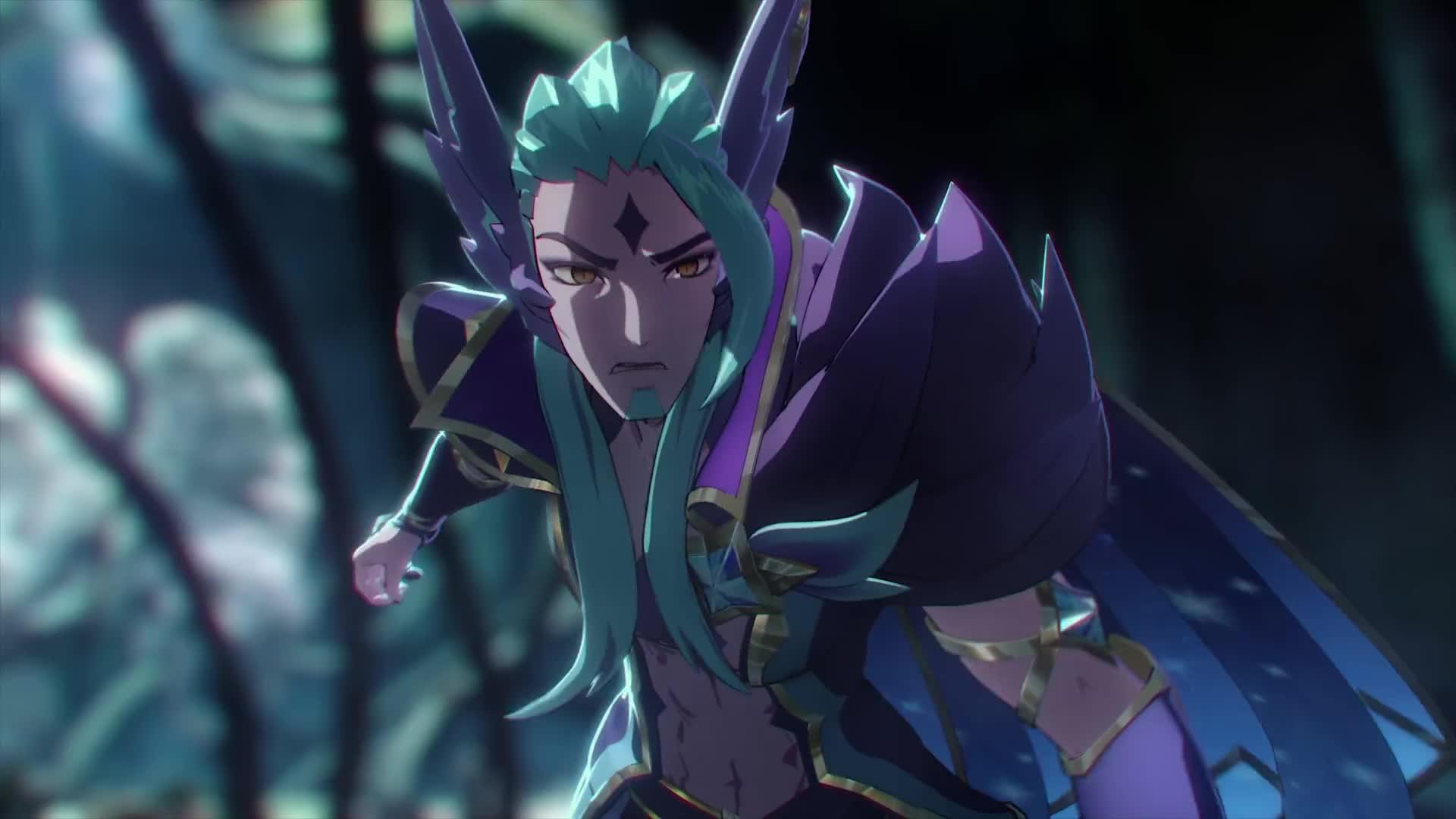 League of Legends - Star Guardian Animated Trailer [HD] screen capture