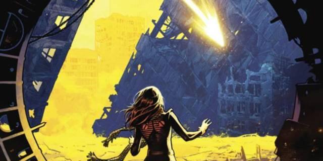 Legion of Super-Heroes Millennium #1 Review - Cover