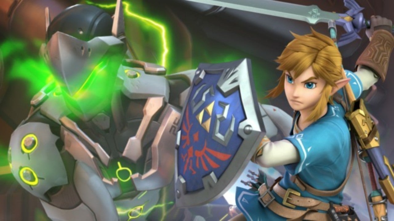 The Legend of Zelda's Link Joins Overwatch In This Fan-Made Trailer