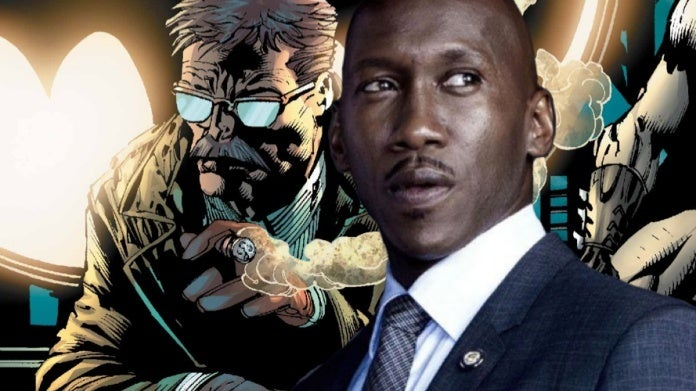 Mahershala Ali Jim Gordon Batman comicbookcom