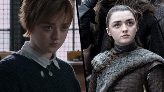 Maisie Williams New Mutants Game of Thrones