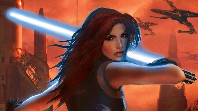 mara jade star wars legacy of the force