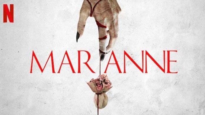 marianne netflix poster