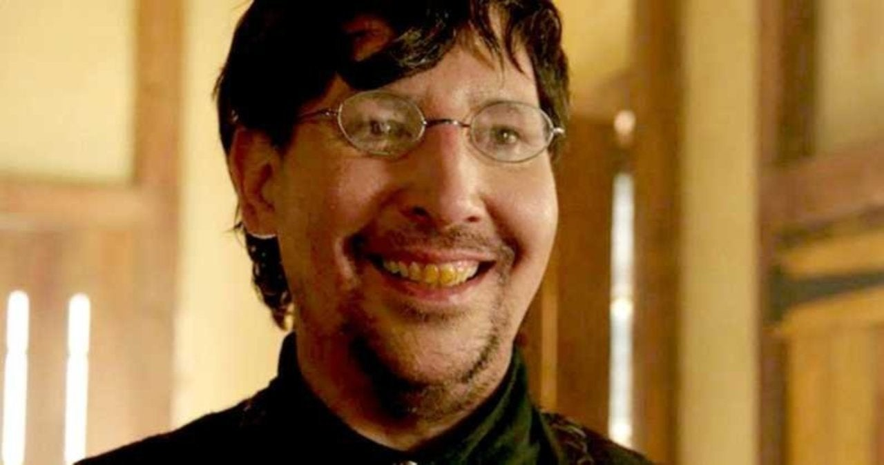 Marilyn Manson Cast in American Gods Season 3