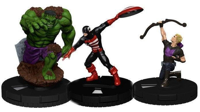 Marvel Captain America Avengers HeroClix