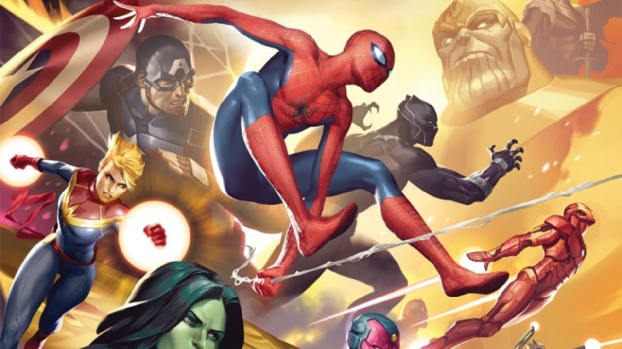 Marvel Champions Release Date Announced