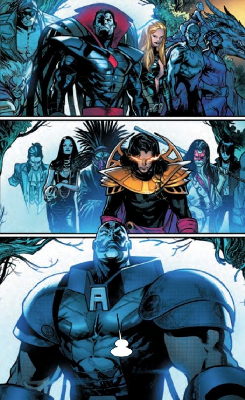 Marvel House of X 5 X-Men Villains Return