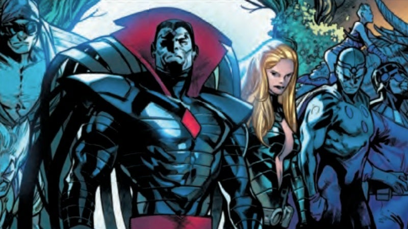 Marvel House X 5 X-men Villains Cameos