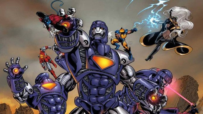 Marvel-Legends-Hasbro-New-X-Men-Sentinel