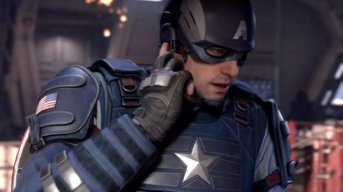 Marvel's Avengers Captain America Design Details