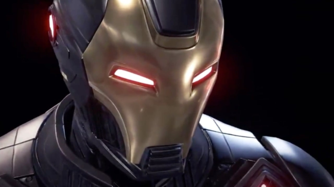 Marvel's Avengers Reveals New Iron Man Original Sin Suit