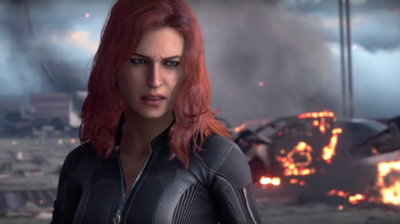 Marvel S Avengers Reveals The Best Look Yet At Black Widow