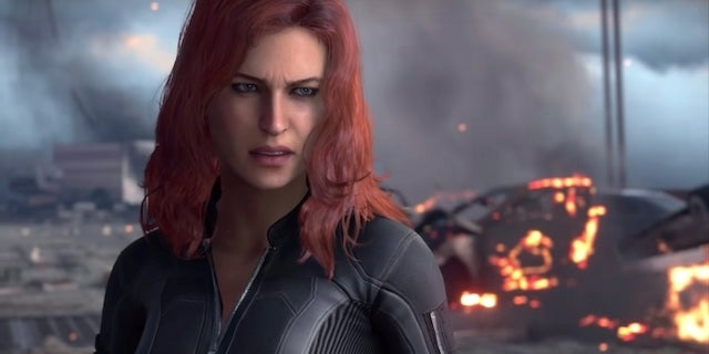 Marvel's Avengers Reveals New Black Widow Character and Gameplay Details