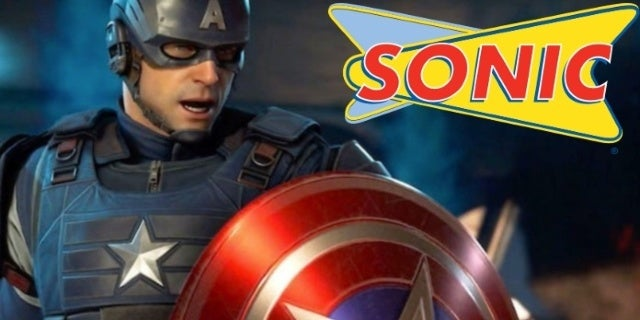 Marvel's Avengers Fans Are Convinced There's a Sonic Drive-In in the Game