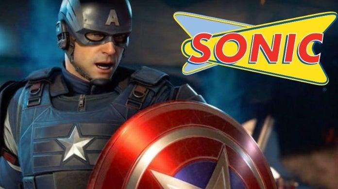 Marvel's Avengers Sonic