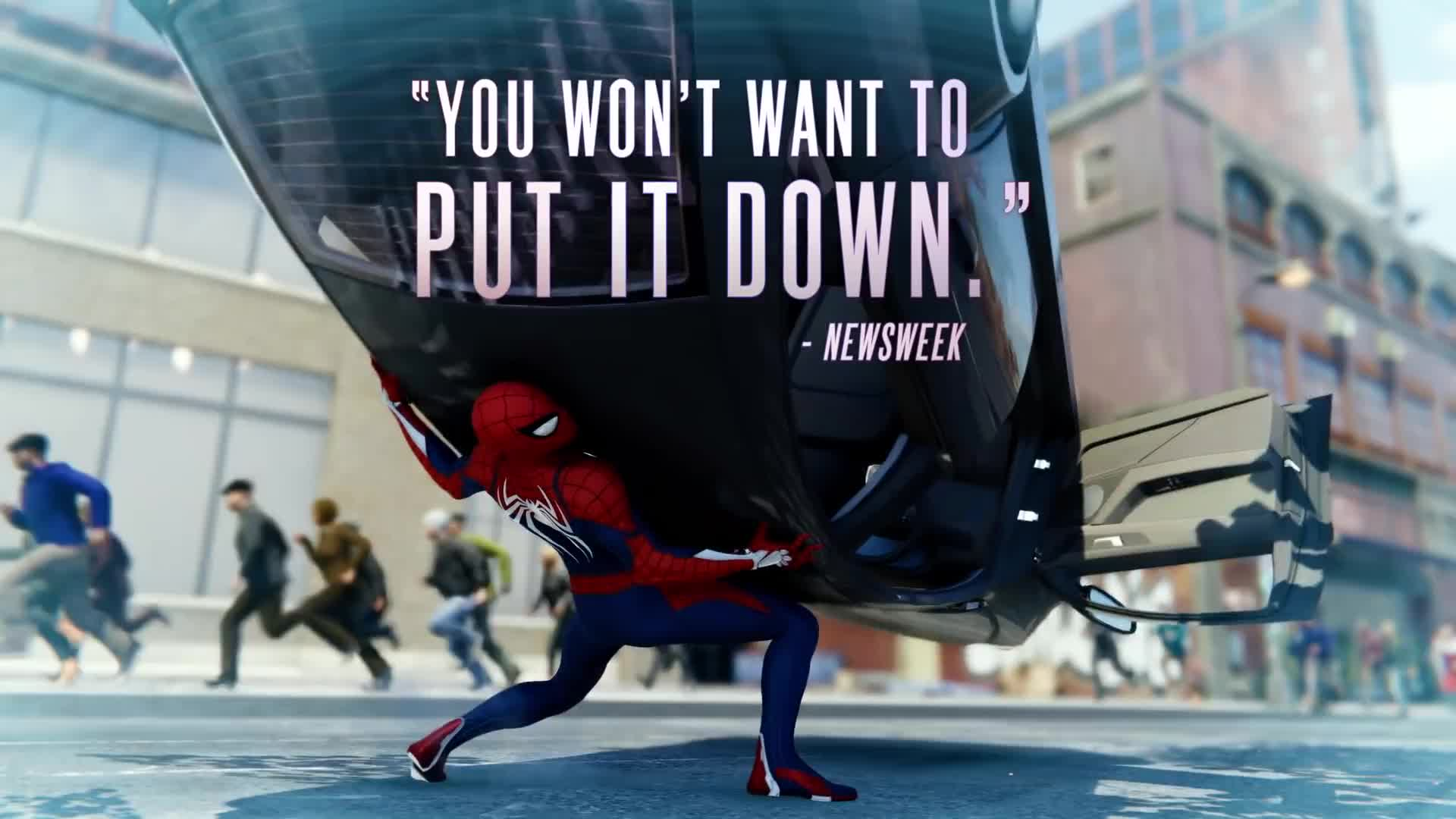 Marvel's Spider-Man: Game of the Year Edition - Accolades Trailer [HD] screen capture