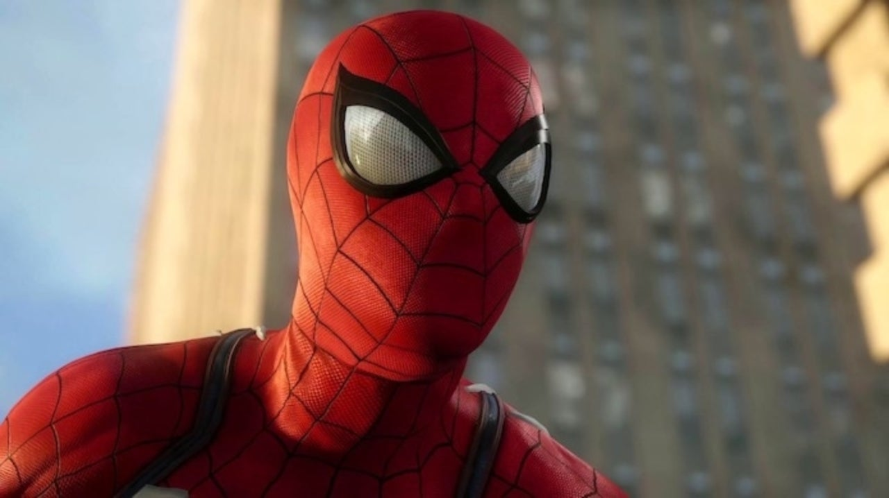 New Spider-Man PS4 Art Revealed